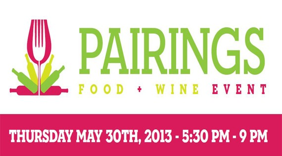Win 2 Tickets to Pairings Food & Wine Festival