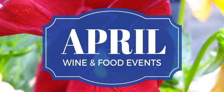 Food & Wine Events in April