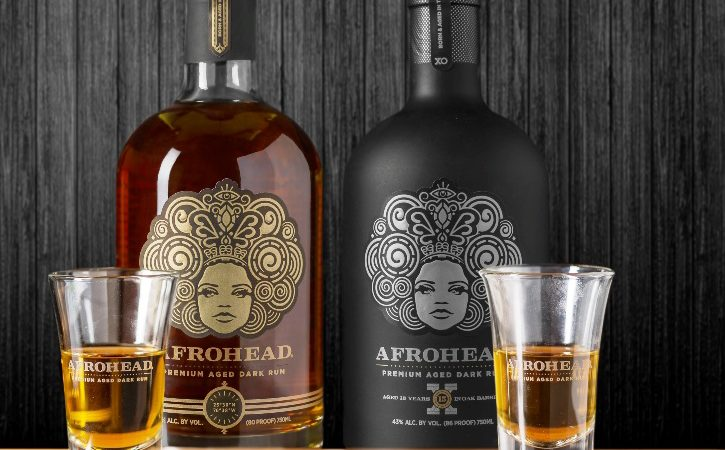 afrohead rums - courtesy of afrohead