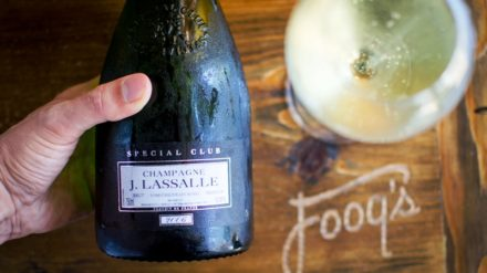 Fooq's Grower Champagne Menu – Miami -J. Lassalle Special Club– photo courtesy @fooqsmiami