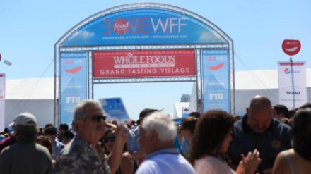courtesy of food network - cooking channel - south beach wine and food festival