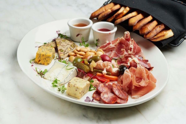 Meat and Cheese Plate / contributed