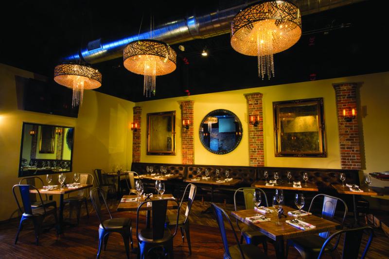 Nitrogen Bar Dining Room Pc Libby Vision
