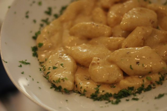Roots Italian Kitchen Gnocchi Savor Tonightsavor Tonight