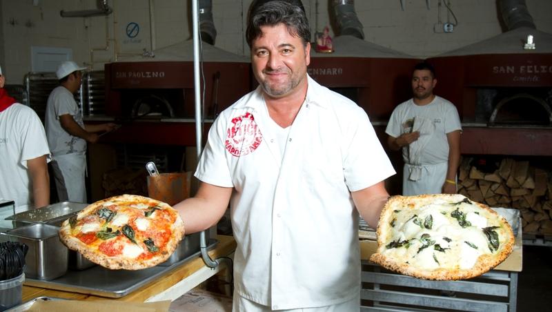 Antico Pizza - miami - Giovanni Pizzas - courtesy of Antico Pizza