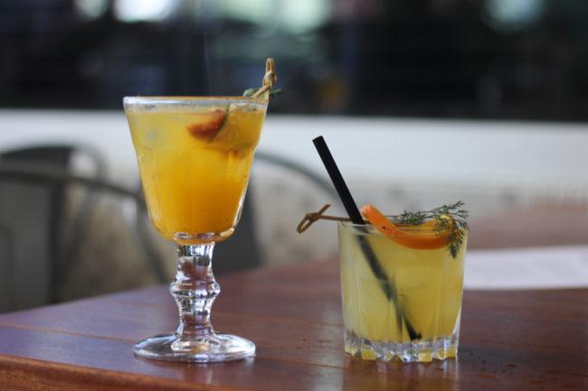 Mary Mary Brunch Cocktail at Naiyara