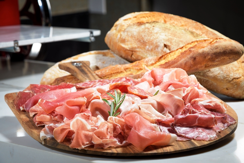 ZUCCA - Coral Gables - Charcuterie - courtesy of ZUCCA