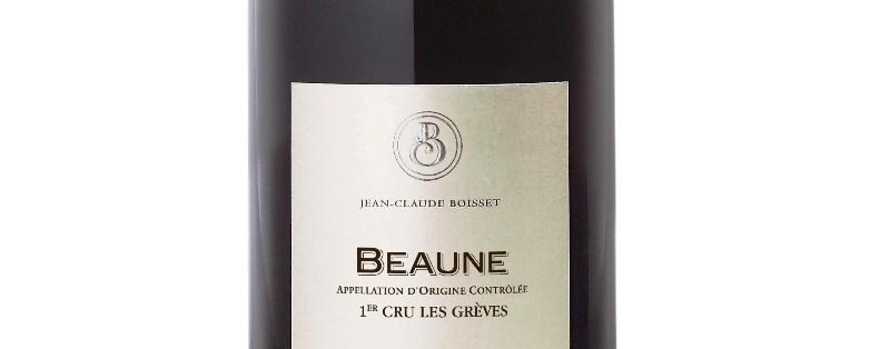 Jean-Claude Boisset Wine Dinner - Beaune 1er Cru Les Grèves NV - Courtesy of Jean-Claude Boisset