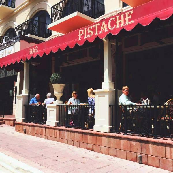 Jean-Claude Boisset Wine Dinner - pistache french bistro - Courtesy of pistache