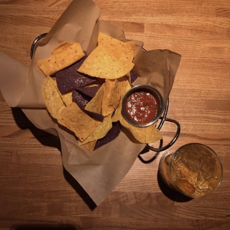 Taco Tuesday at Burt & Max's Chips and Salsa