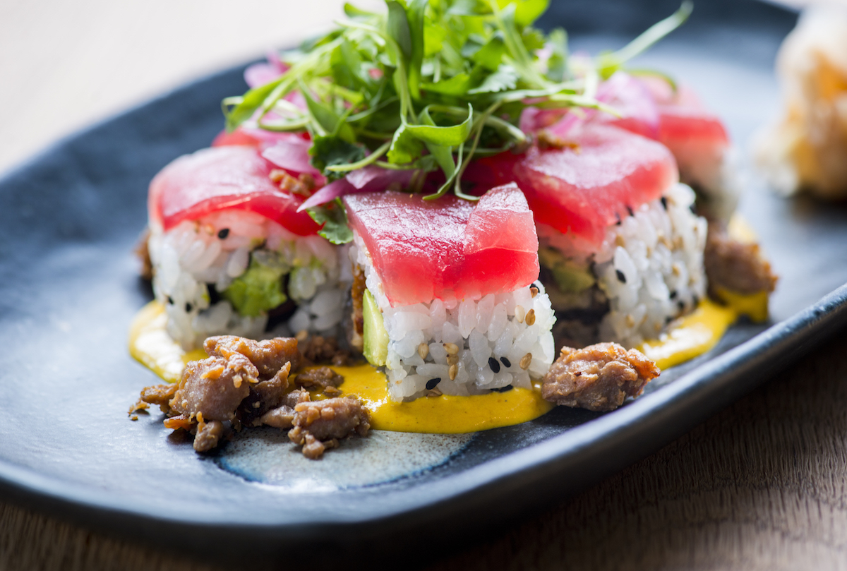 Tuna Chicharron from Sushi Garage _Summer Dining Deals