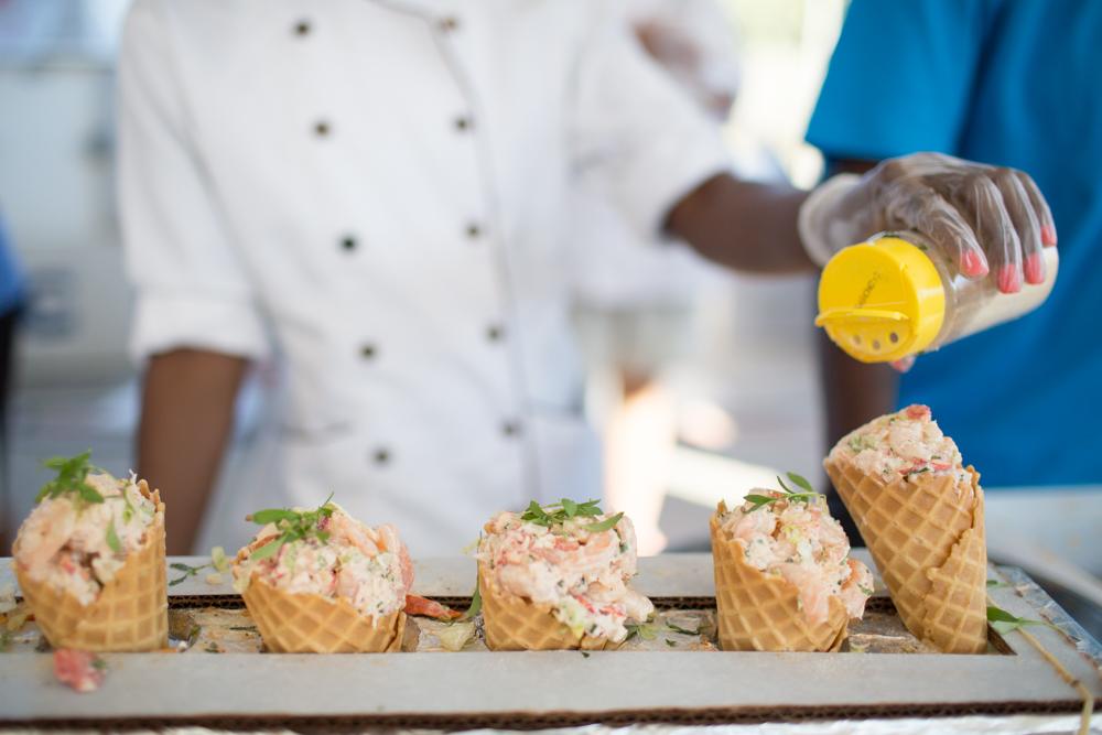 SB Seafood Festival
