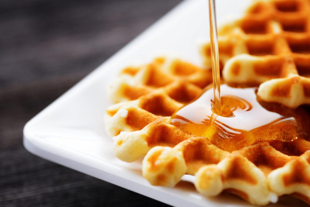 Waffles_National Waffle Day