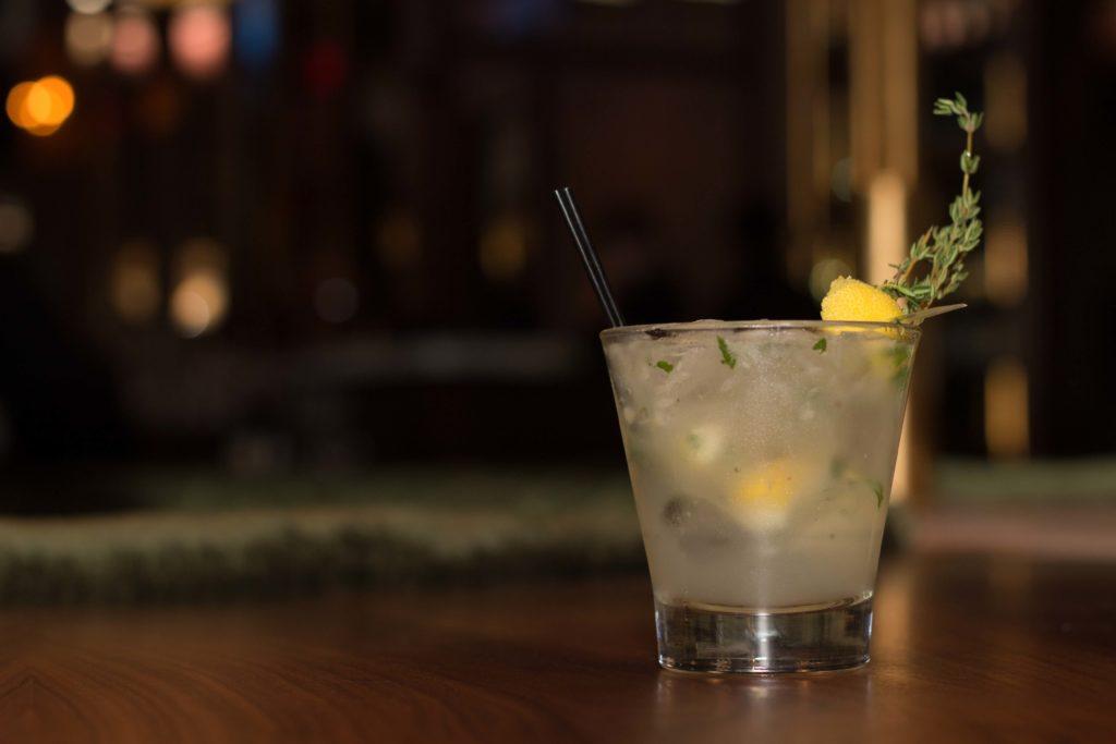 Avant Restaurant cocktails