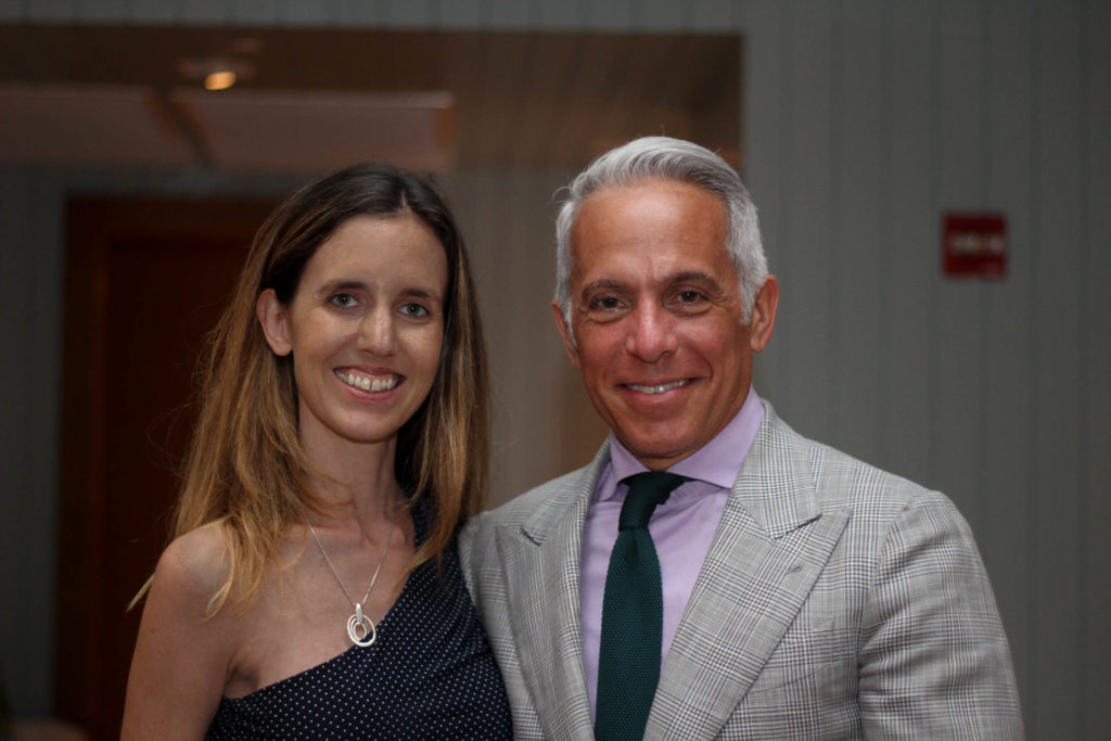 Hanging out with Food Network Star Geoffrey Zakarian